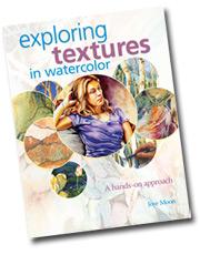 Exploring Textures in Watercolor Book
